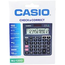 Casio Calculator MJ-120D