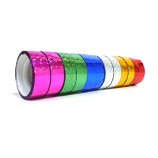 Holographic Tape (Small) - Pack of 12