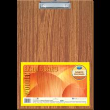 Navneet Wooden Exam Board - 24 cm x 34.5 cm