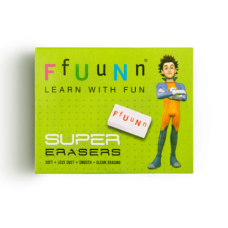 FUN Super Erasers Pack of 20 (10 Packs)