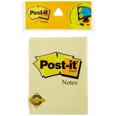 Post-it notes 3x4 inches - Pack of 3