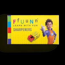 FUN Sharpeners - Pack of 20 (3 packs)
