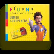 FUN Sharpeners Jumbo - Pack of 30