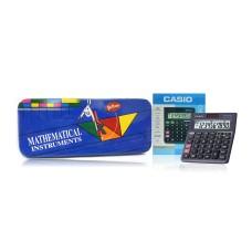 Combo - Geometry Box + Calculator