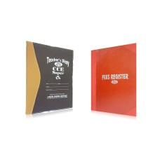 Combo - School Fee Register & Teacher's Diary