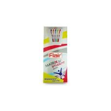 Flair Matrix Gel Student Gel Pen - Pack of 10