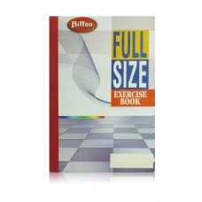 Bittoo Full Size Hardbound Register (144 Pages) - pack of 3