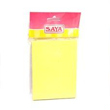 Saya Sticky Notepad (100 x 75 mm) - Pack of 5