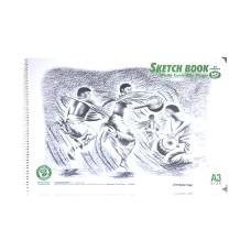 Sketch Book A3 (Butter) - 393