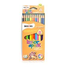Misaki pencil colours 12 shades