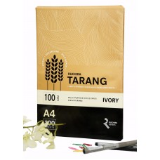 Ruchira - Tarang 100 GSM A4 100 sheets (IVORY)