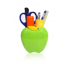 Apple-shaped Pen Stand