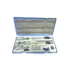 Arasler Drawing instrument set of 13 parts
