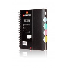 Bilt-Matrix-5 subject notebook (21.6 cm x 14 cm)