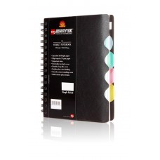 Bilt-Matrix-5 subject notebook (25 cm x 17.6 cm)