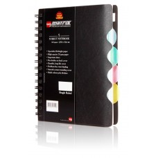 Bilt-Matrix-5 subject notebook (27.9 cm x 21.6 cm)