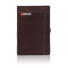 Bilt-Matrix Premium Executive series Notebook - Brown (18.6 x 27 cm)
