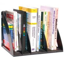 Solo black book rack (FS106)