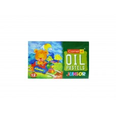 Camlin Oil Pastels Junior (12 Shades) -pack of 10