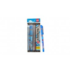 Cello Butterflow Ball Pen with Free Refill - Pack of 10 pens