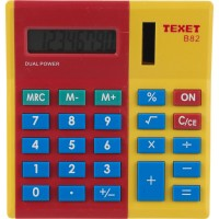 Desktop Calculator B82RED