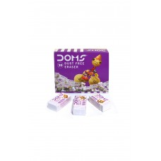 Doms Eraser -  4 packs