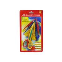 Faber Castell Craft Scissors (4 Cuts)