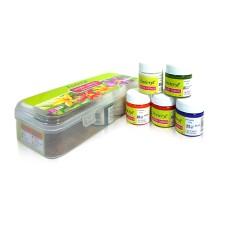 Fevicryl Acrylic Colours Sunflower Kit 10 Shades