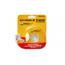 Infinity Invisible Tape - Set of 2