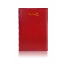 Leather Telephone Diary (22.2 cm x 14.8 cm)