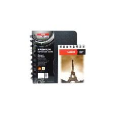 Luxor Premium Notebook Series 4 Subject Note book