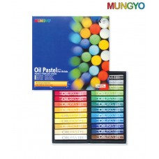 Mungyo oil pastel for artists 24 shades