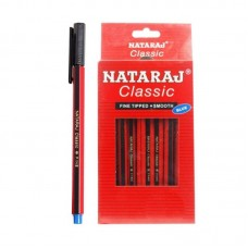 Natraj Classic Ball Pen (Pack of 20) - 2 Packs