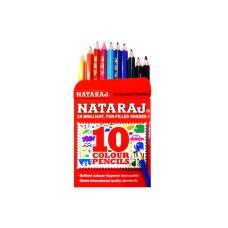 Nataraj Pencil Colour (10 shades) - Set of 10 Packs