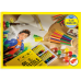 Navneet Yellow Drawing Book Soft Bound - 21cmx29.7cm - 36 Pages (Pack of 5)