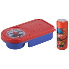 Fantastic Set of Gobble Lunch Box and Can Bottle