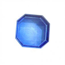Paper weight crystal octagon shape