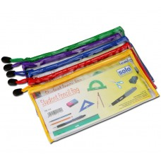 Solo student pencil bag (PB104) - Pack of 5