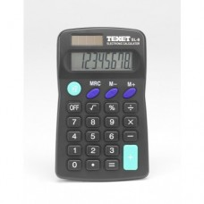 Pocket Calculator SL8 BLACK