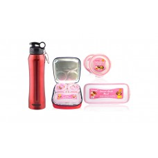 Combo - Official Lunch Box + Water Bottle