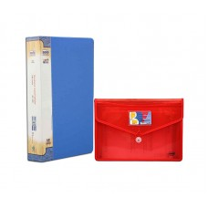 Combo - Flexi Document Case + Business Card Holder