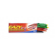 Stic Eazy Ball Pen - Pack of 10 pens (5 packs)