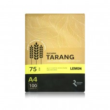 Ruchira - Tarang 75 GSM A4 100 Sheets (LEMON)