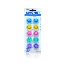 White Board Magnet 20mm - 4 packs
