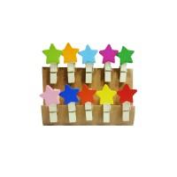 Wooden Clip for art work - Set of 5 Packs